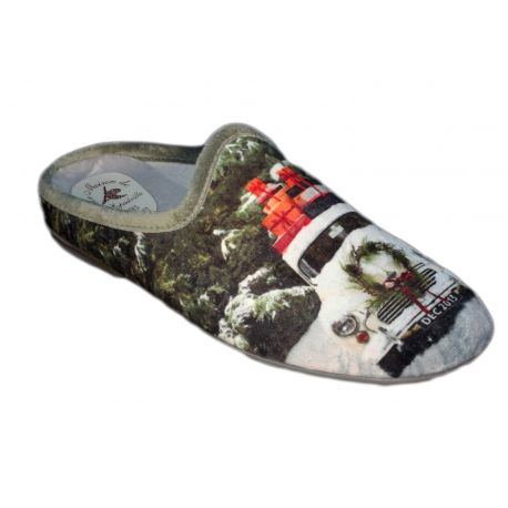 Mule chausson Noel 396
