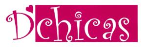 Visuel représentant le logo de D'chicas