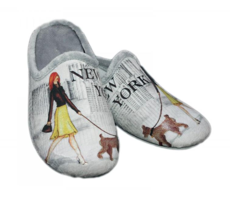 Photo représentant des chaussons et pantoufles de la marque La Maison de l'espadrille