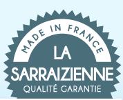 Visuel représentant le logo de la Sarraizienne