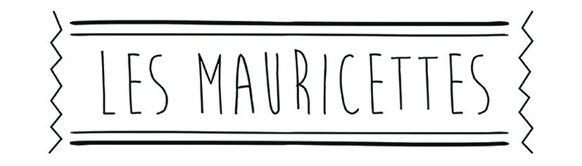 Logo de la marque les mauricettes